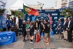 Team Portugal. PHOTO: ISA / Ben Reed