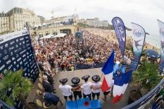 Team France. PHOTO: ISA / Evans