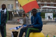Team Senegal. PHOTO: ISA / Evans