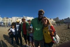 SEN - Team. PHOTO: ISA / Borja Irastorza