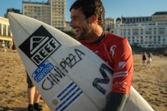 URU - Sebastian Olarte. PHOTO: ISA / Evans