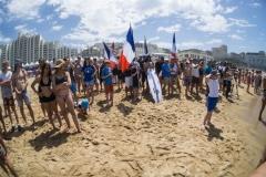 FRA - Team France. Photo: ISA / Borja Irastorza