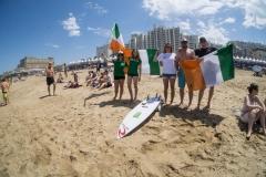 IRL - Team Ireland. Photo: ISA / Borja Irastorza