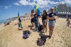 SWE - Team Sweaden. Photo: ISA / Borja Irastorza