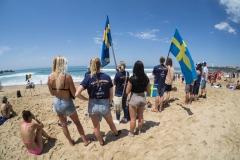 SWE - Team Sweden. Photo: ISA / Borja Irastorza