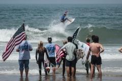 USA - Jordy Collins. PHOTO: ISA / Ben Reed