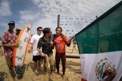 MEX - Jhony Corzo. PHOTO: ISA / Evans