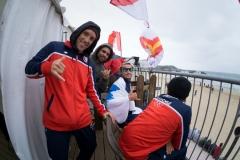 CHI - Team Competitors. PHOTO: ISA / Evans