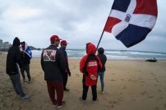Team Dominican Republic. PHOTO: ISA / Evans