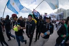 Team Argentina. PHOTO: ISA / Evans