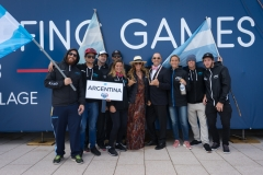 Team Argentina. PHOTO: ISA / Evans