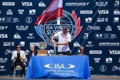 Team Austria. PHOTO: ISA / Ben Reed
