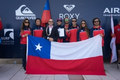 Team Chile. PHOTO: ISA / Evans