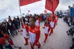 Team China. PHOTO: ISA / Evans
