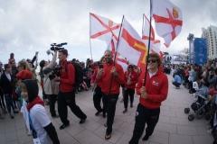 Team Channel Islands. PHOTO: ISA / Evans