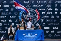 Team Costa Rica. PHOTO: ISA / Ben Reed
