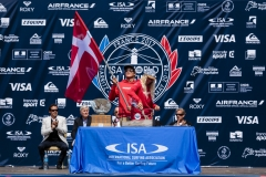Team Denmark. PHOTO: ISA / Ben Reed
