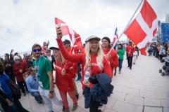 Team Denmark. PHOTO: ISA / Evans