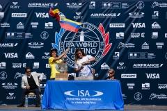Team Doniminican Ecuador. PHOTO: ISA / Ben Reed