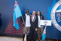 Team Fiji. PHOTO: ISA / Evans