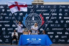 Team Great Britain. PHOTO: ISA / Ben Reed