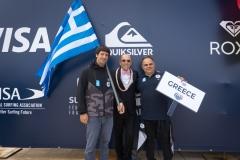 Team Greece. PHOTO: ISA / Evans