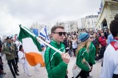Team Ireland. PHOTO: ISA / Evans