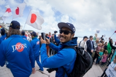 Team Japan. PHOTO: ISA / Evans
