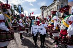 Team Mexico. PHOTO: ISA / Ben Reed