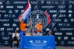 Team Netherlands. PHOTO: ISA / Ben Reed