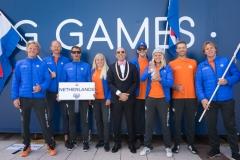 Team Netherlands. PHOTO: ISA / Evans