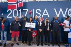 Team Norway. PHOTO: ISA / Evans