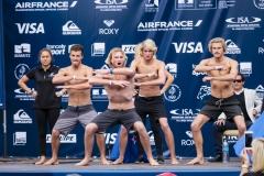 Team New Zealand. PHOTO: ISA / Ben Reed