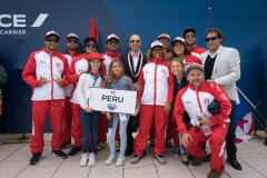 Team Peru. PHOTO: ISA / Evans