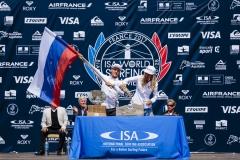 Team Russia. PHOTO: ISA / Ben Reed