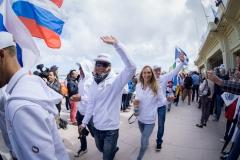Team Russia. PHOTO: ISA / Evans