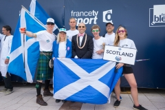 Team Scotland. PHOTO: ISA / Evans