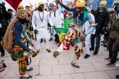Team Senegal. PHOTO: ISA / Ben Reed