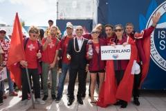 Team Switzerland. PHOTO: ISA / Evans