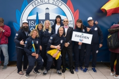 Team Sweden. PHOTO: ISA / Evans