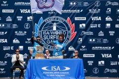 Team Chinese Taipei. PHOTO: ISA / Ben Reed