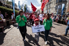 Team Turkey. PHOTO: ISA / Ben Reed