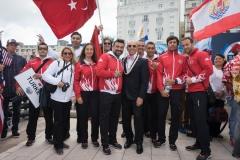 Team Turkey. PHOTO: ISA / Evans