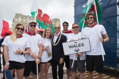 Team Wales. PHOTO: ISA / Evans