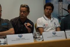TOM - Curren Jeremy Flores Press Conference. PHOTO: ISA / Evans