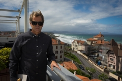Tom Curren, Honorary Patron of 2017 ISA World Surfing Games. PHOTO: ISA / Evans