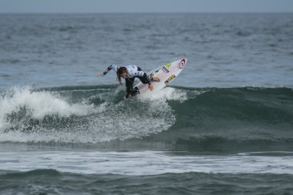 Home Nation Heroes Victorious in Finals on Day 3 of ISA World Surfing Games, Pauline Ado and Johanne Defay Win Women's Gold and Silver