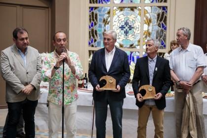 Recepción del Alcalde de Biarritz