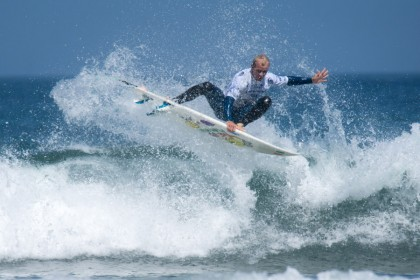 Faltan Tres Días para Coronar a los Primeros Campeones en el Ciclo Olímpico en el ISA World Surfing Games