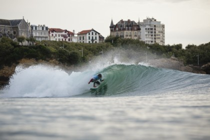 Tras una Feroz Competencia, los Grandes Nombres Se Abrieron Paso Hasta el día de las Finales en el 2017 ISA World Surfing Games